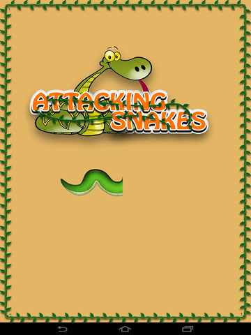 Attacking Snakes