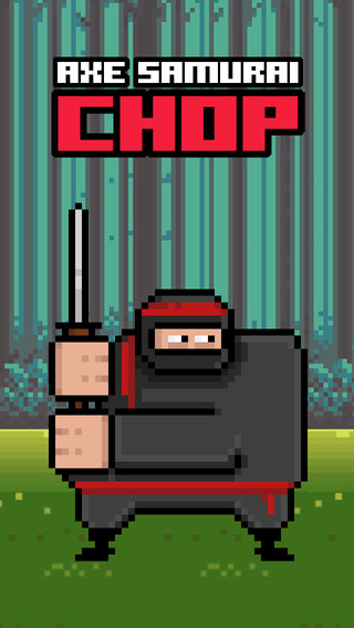 Axe Samurai Chop - Chopping The Tree Free Edition