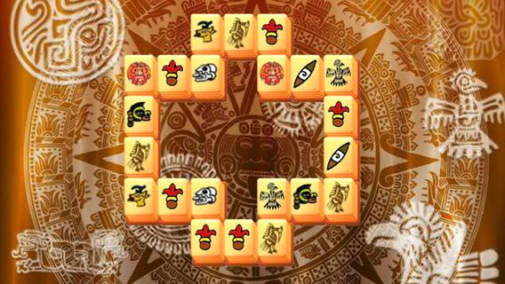 Aztec Mahjong Free