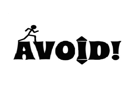Avoid! - UP  DOWN