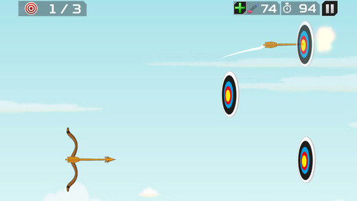 Archery King Crusher : Fun Archery Challenge Game