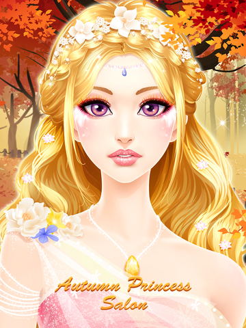 Autumn Princess - Beauty Salon