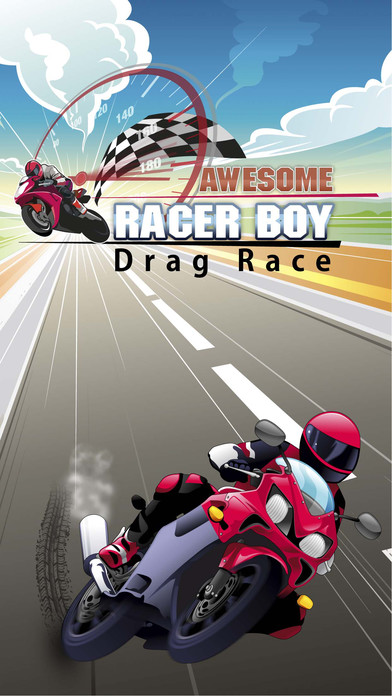 Awesome Racer boy