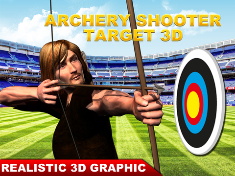 Archery Shooter Target 3D Game