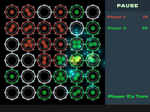 Atoms: Chain Reaction