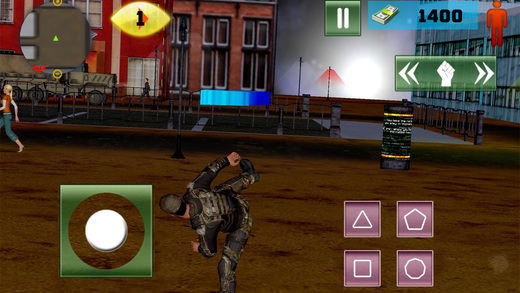 Army Commander City Simulator