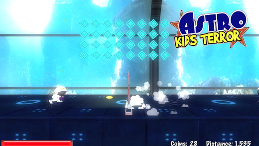 Astro Kids Terror - Fun Shooting Games For Kids