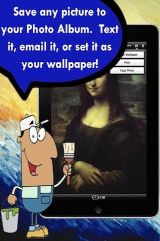 Art Gallery - For the iPhone & iPod Touch!