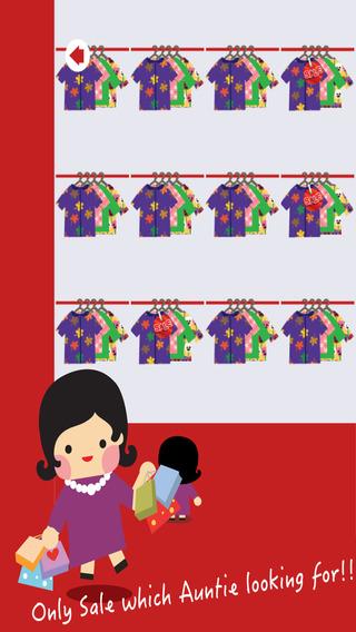 Auntie Shopaholic Steps - Tap Tap PRO