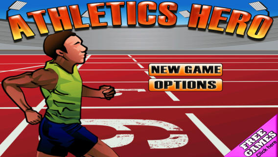 Athletics Hero - Summer Sports Game