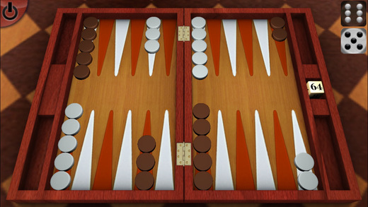 ArtDeco Backgammon 3D Free