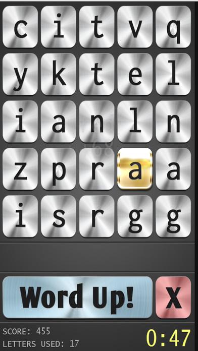 Arrange The Alphabet Word Puzzle