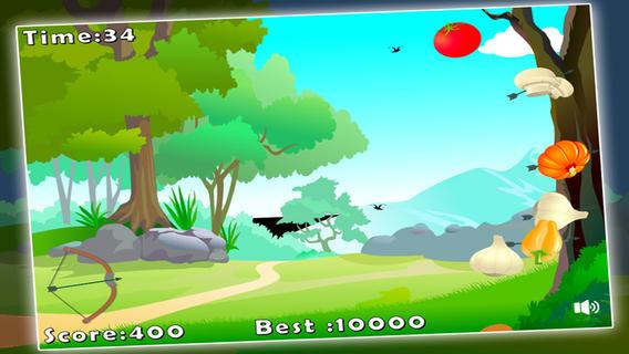 Archery Pro – Arrow Shooting: Aim for Fruit Targets