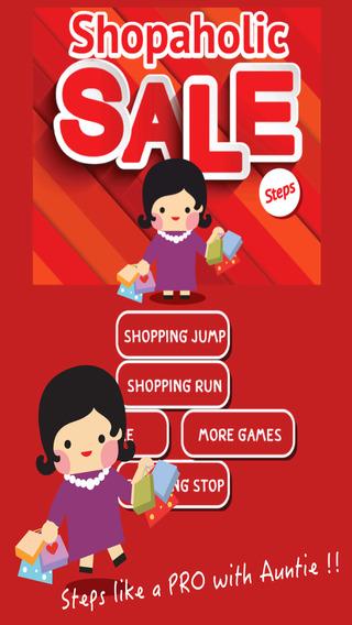 Auntie Shopaholic Steps - Tap Tap Free