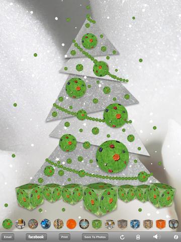Arty Christmas Tree
