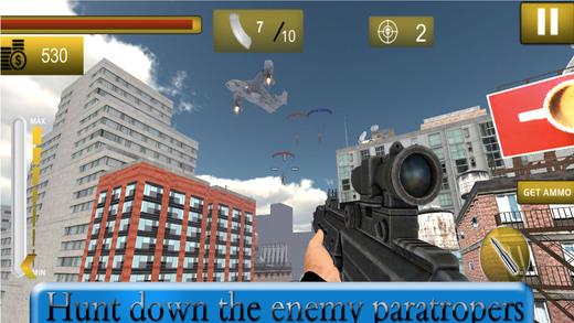 Army Combat Shooting Battlefield