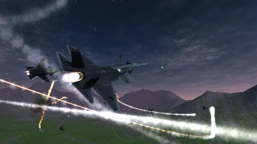 Arid Gryphon - Flight Simulator - Fly & Fight