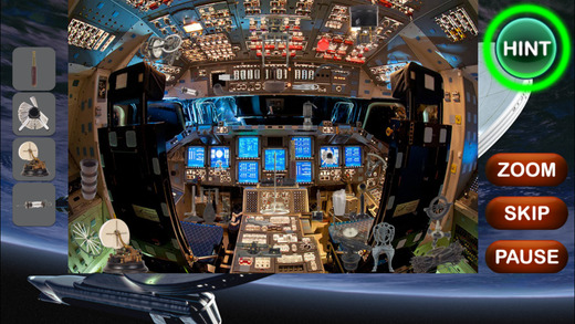 Astronaut Hidden Objects