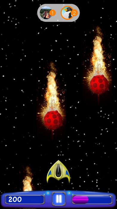 Avoid The Astroids