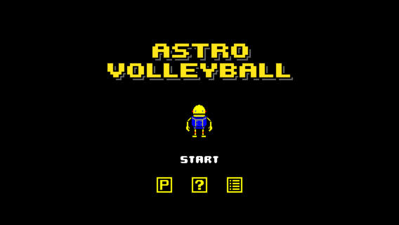 Astro Volleyball