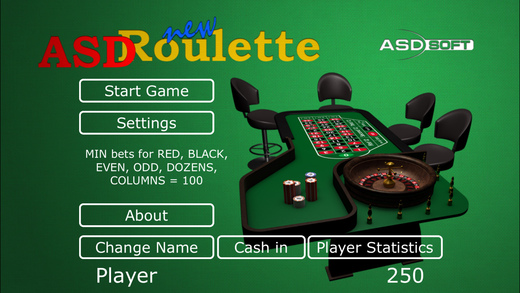 Roulette New