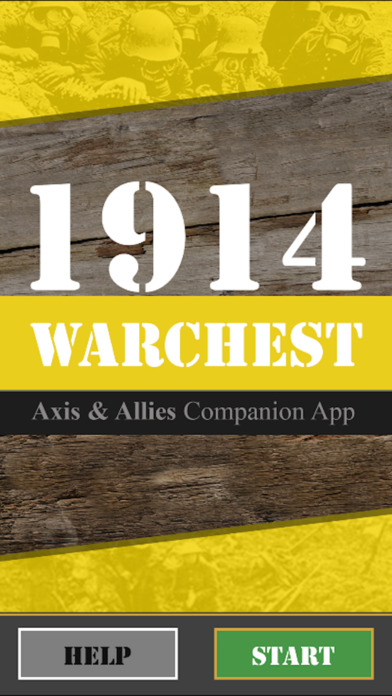 Axis & Allies War Chest 1914