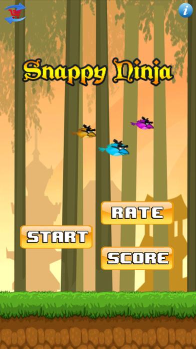 A¹ M Snappy Ninja Furious Bird