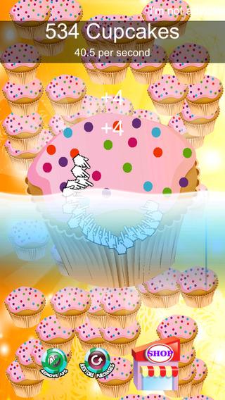 Awesome Sugary Mini Cupcake Clickers Madness