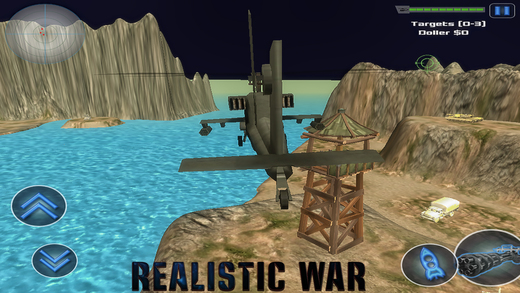 Army Heli Airstrike - Air Fighter Simulator