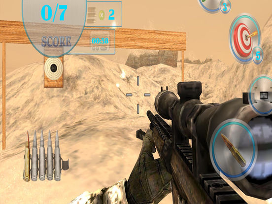 Army Shooting Attack 3D