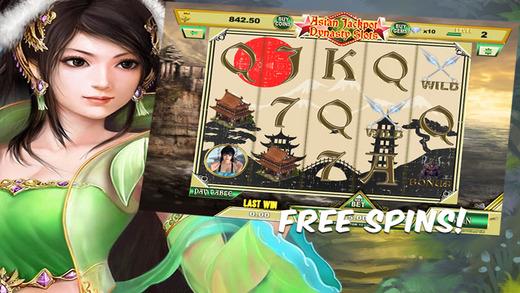 Asian Jackpot Dynasty Slots