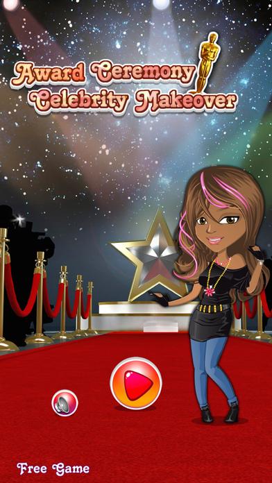Award Ceremony Celebrity Makeover 2