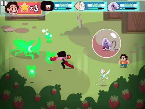 Attack the Light - Steven Universe Light RPG