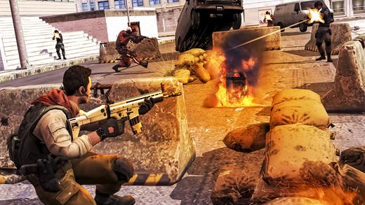 Army Commando War