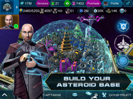 Astro Lords Mobile