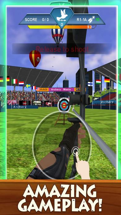 Archer World Open - Arrow Shoot Rank