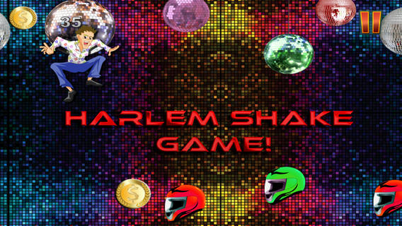 Awesome Harlem Shake Edition Free Disco Game