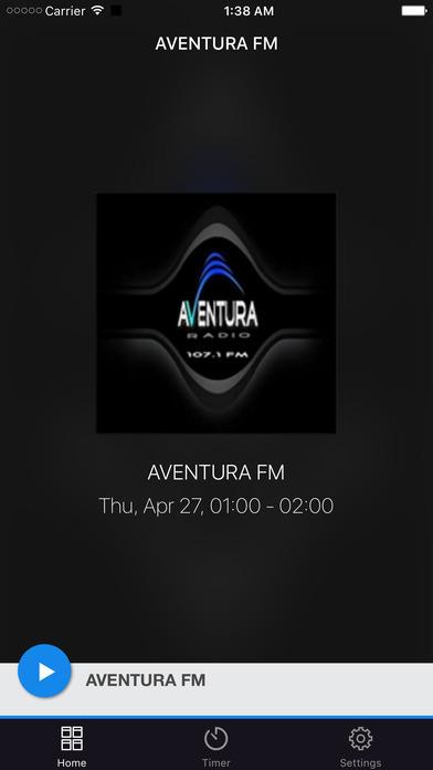 AVENTURA FM