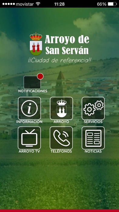 Arroyo de San Serván