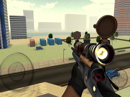 Attack City Terrorism - SINPER Mission