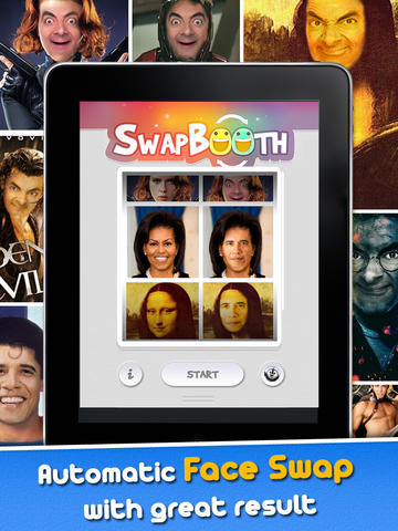 Amazing Swap Booth - Instant Face Changer