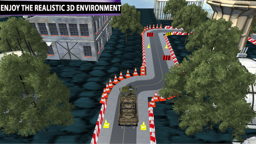 Army Cargo Simulator :  Free Driving Adventure