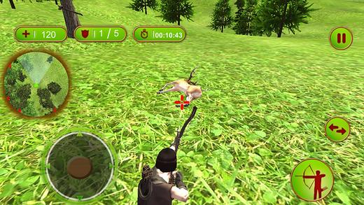 射箭 猎人 3D
