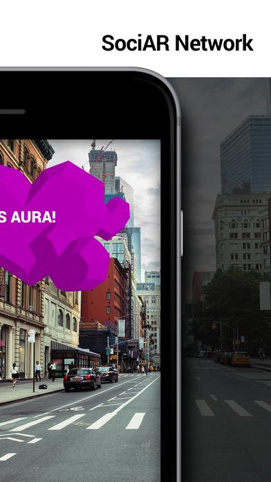 Aura - SociAR Messenger