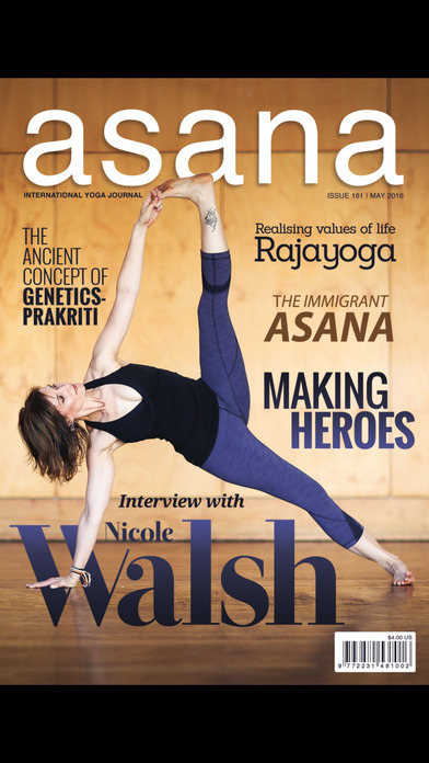 Asana  International Yoga Journal