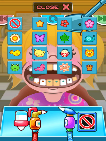 A Awnry Little Tooth Dentist Game