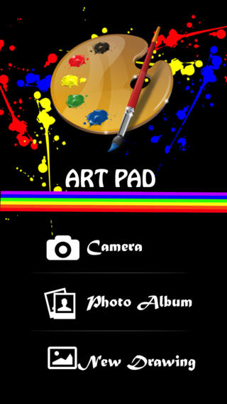 Art Pad: Draw, Create, Paint and Color for Kids