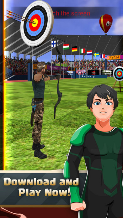 Archer World Sport 3D
