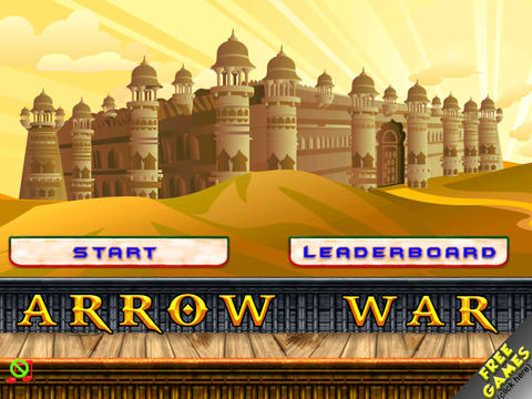 Arrow War - Free Archery Game