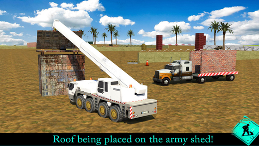 Army Base Construction
